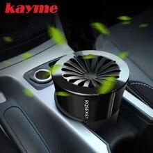 Kayme автомобиля твердые духи освежитель воздуха Автоматическая вентиляция украшения автомобиль-Стайлинг в доме авто аксессуары для интерьера