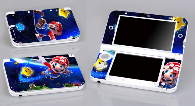 Exceptional MARIO P39 Vinyle Peau Autocollant Protecteur Pour Nintendo 3DS XL LL Skins  Autocollants