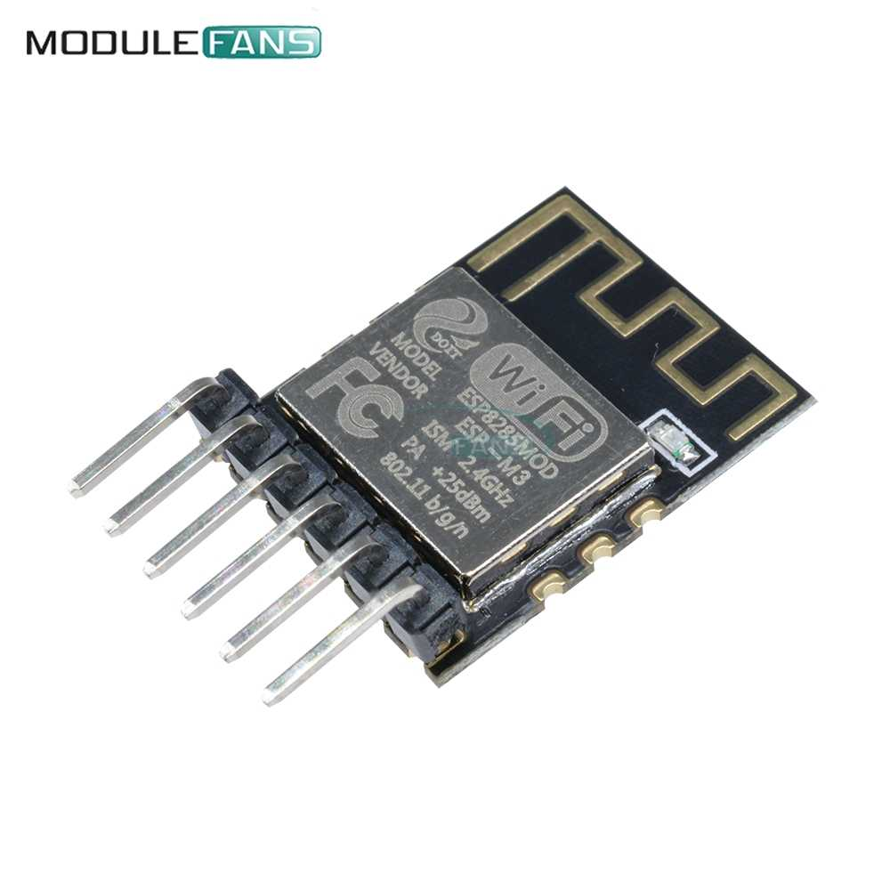 Mini Ultra-Small Size From ESP8285 Serial Wireless WiFi Transmission Module  ESP-M3 Fully Compatible Replace With ESP8266