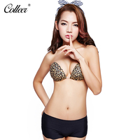 COLLEER Fashion Angel Sexy Bra Seamless Strapless Bra Female Must Push Up Bra Wire Free Invisible
