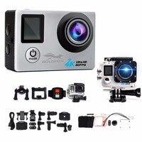 GOLDFOX 1080P Ultra HD 4K Action Camera Wifi Camcorders 16MP 170D Go Cam 4K Sport Camera