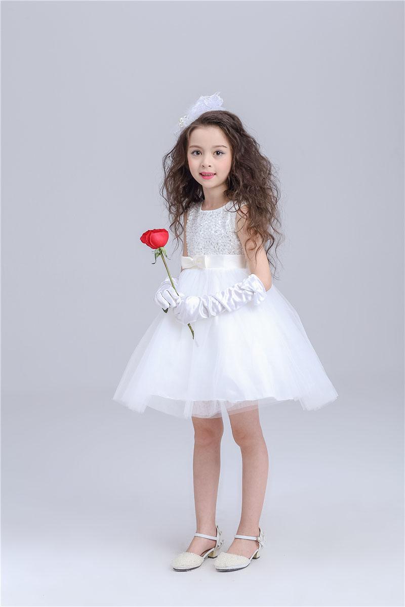 Dress discount Party VESTIDOINFANTIL 12