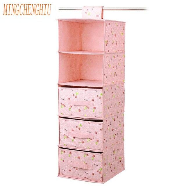 Underwear Sort Home Storage Box Fashion Door Cabinet Storage Wardrobe  Closet Organizer Hanging Storage Boxes Clothing