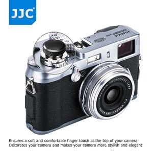 Image 5 - Jjc Deluxe Camera Ontspanknop Metalen Voor Fujifilm X100V X T4 XT30 XT20 XT10 XT3 XT2 XPRO2 X100F X100T Sony RX1R RX10IV