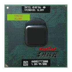 Intel Mobile Celeron Dual-Core T3000 SLGMY 1.8 GHz Dual-Core Dual-Thread CPU Processor 1M 35W Socket P