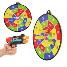 Safe Darting Target for Kids Toys Flying Toys Sucked Type Dart Board Kids Bullet Ball Target Game Throwing Sports(China)