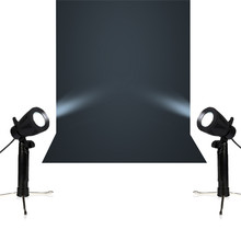 New Arrive 1PC  50W 5100K Photography Studio Led Small Spot Light With Tripod Stand Bulb For Photo