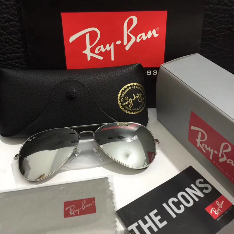HOT SALE Top Quality Rayban Men and Women Outdoor Hiking Sun Glasses RB3025-3026 classic UV Protection Eyewear Accessorie hot sale new arrivals oakley men women hiking eyewear outdoor oakley sunglasses high quality 68206 oakley glasses link 2