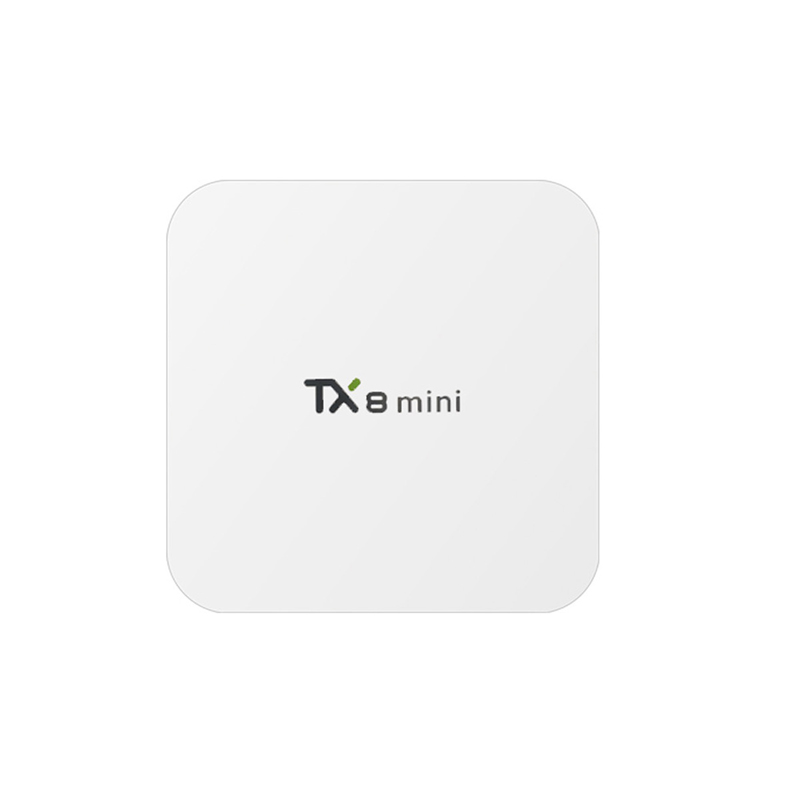 TX8 Mini Android Smart TV Box Media Player Bluetooth Wifi Android 6.0 TV box Set Amlogic S912 Octa Core 2GB 16GB set Top Box rikomagic rkm mk06 tv set top box amlogic s905 quad core android 5 1 1gb 8gb 2 4g wifi bluetooth 4 0 smart media player tv box