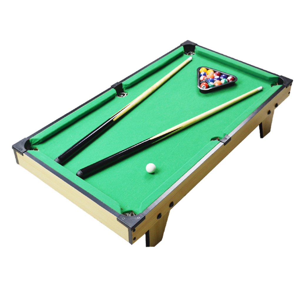 Legno snooker tavolo da biliardo 51*31*11 centimetri boxed mini ...