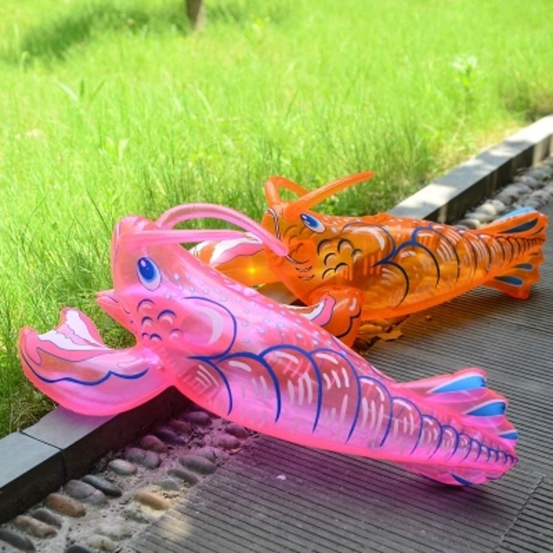 Inflatables Children Toy Pvc Inflatable Large Lobster ...