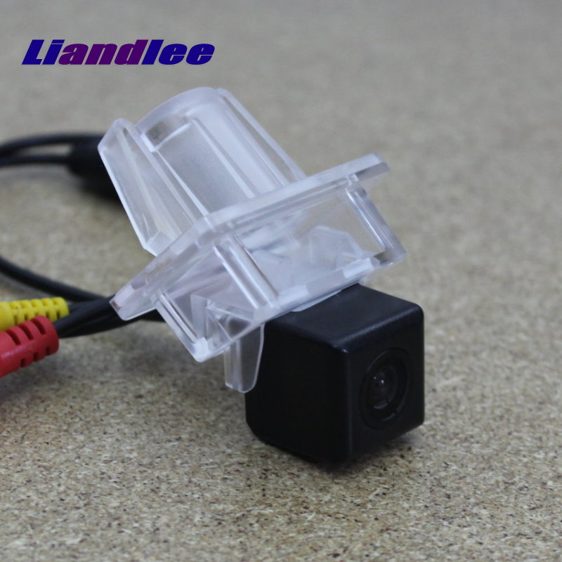 Liandlee Car Rear View Camera For Mercedes <font><b>Benz</b></font> <font><b>SLK</b></font> Class MB <font><b>R172</b></font> 2012~2015 / Reverse Back Up Camera / HD Night Vision image