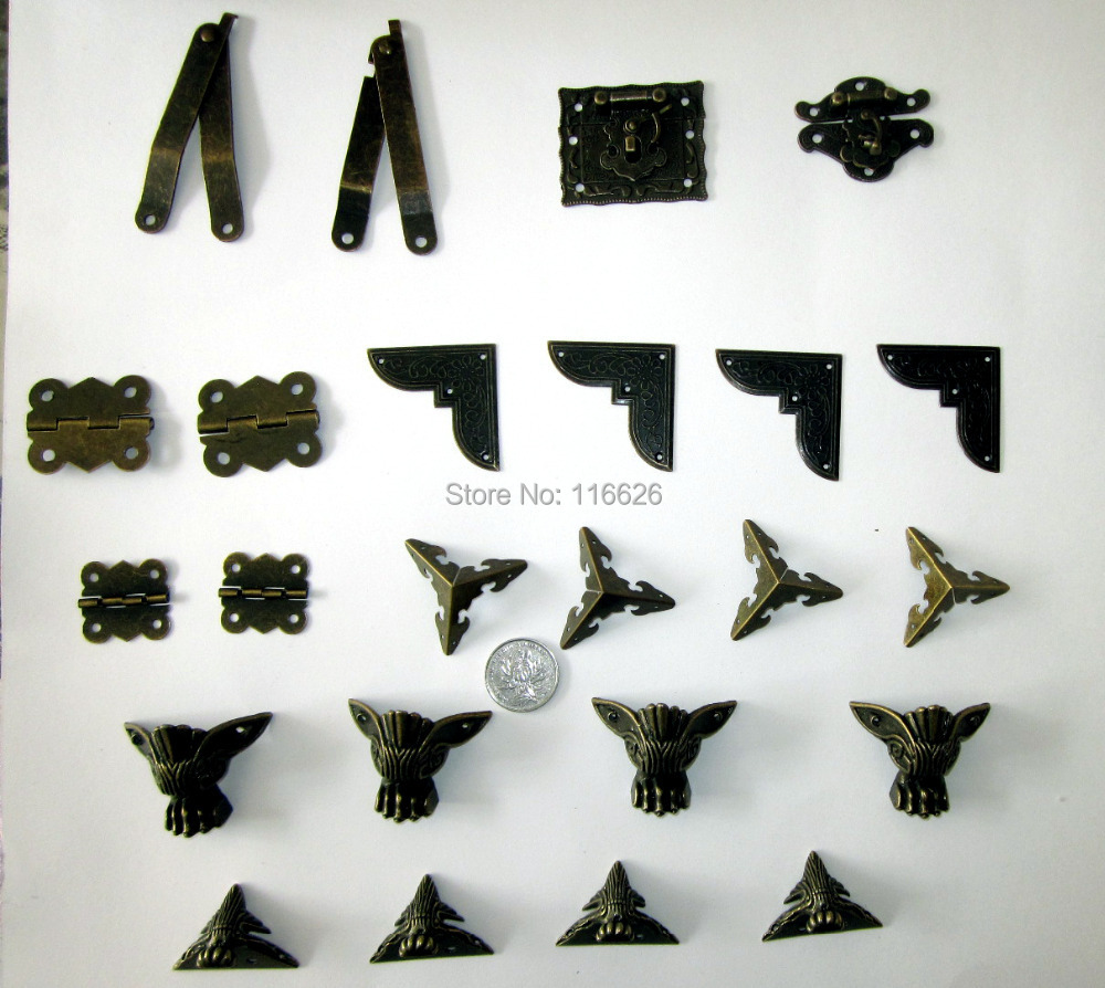 Vintage Jewelry Cabinet Hardware – Jewelry
