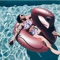 Надувное кольцо для плавания с фламинго  гигантский бассейн для отдыха  бассейн для взрослых  поплавок  спасательный буй  плот  плавательный...