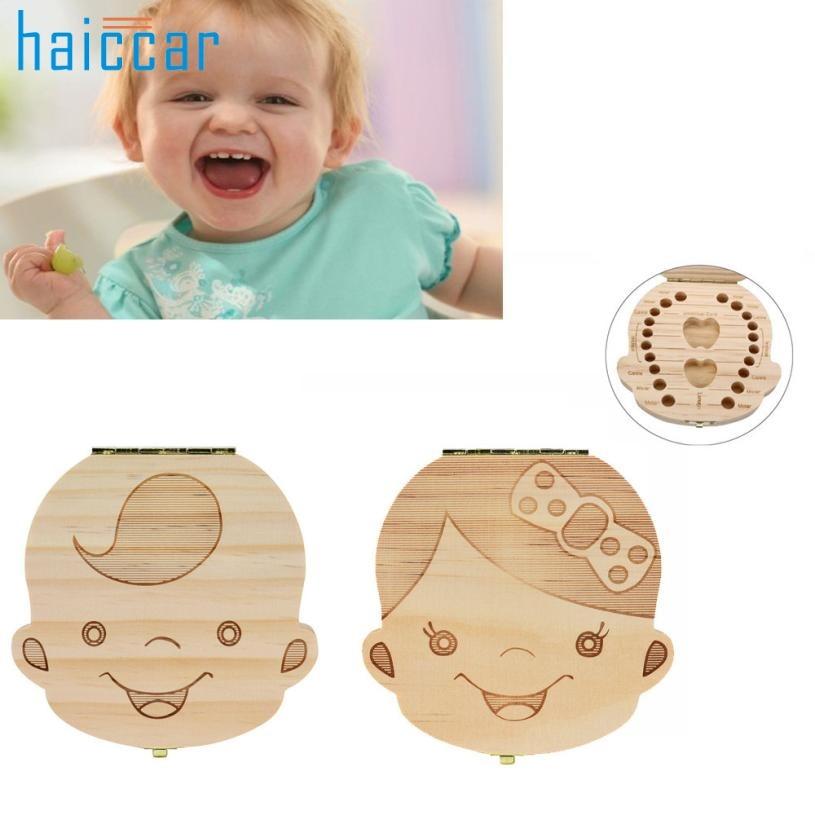 Hot Best Deal Beauty Girl Tooth Box organizer for baby Milk teeth Save Wood storage box for kids Boy&Girl F10X17 клей активатор для ремонта шин done deal dd 0365