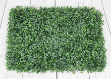 20pcs 60x40cm Artificial Boxwood Hedges Panels Decorative Garden Grass Fencing Sythenic Buxus Boxwood For Garden Decoration