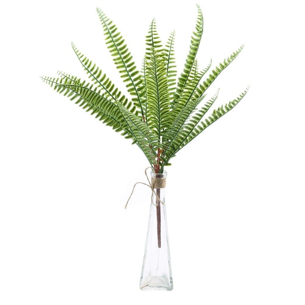 ירוק זר פרחים מלאכותיים זרעים - חגים ומסיבות