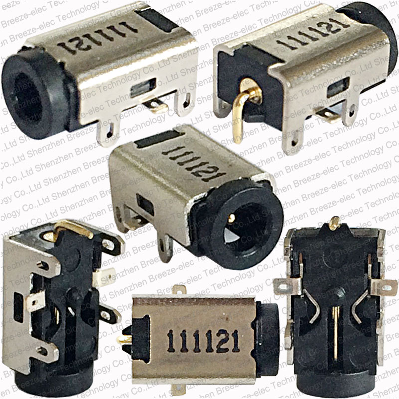 100% Original New Laptop DC POWER port  socket JACK connector for Asus eee PC 1001PXD 1015PEM 1015PW 1215B 1018P 1215N series 10pcs lot original new laptop dc power jack socket connector for asus eee pc 1001pxd 1015pem 1015pw 1215b 1018p 1215n series