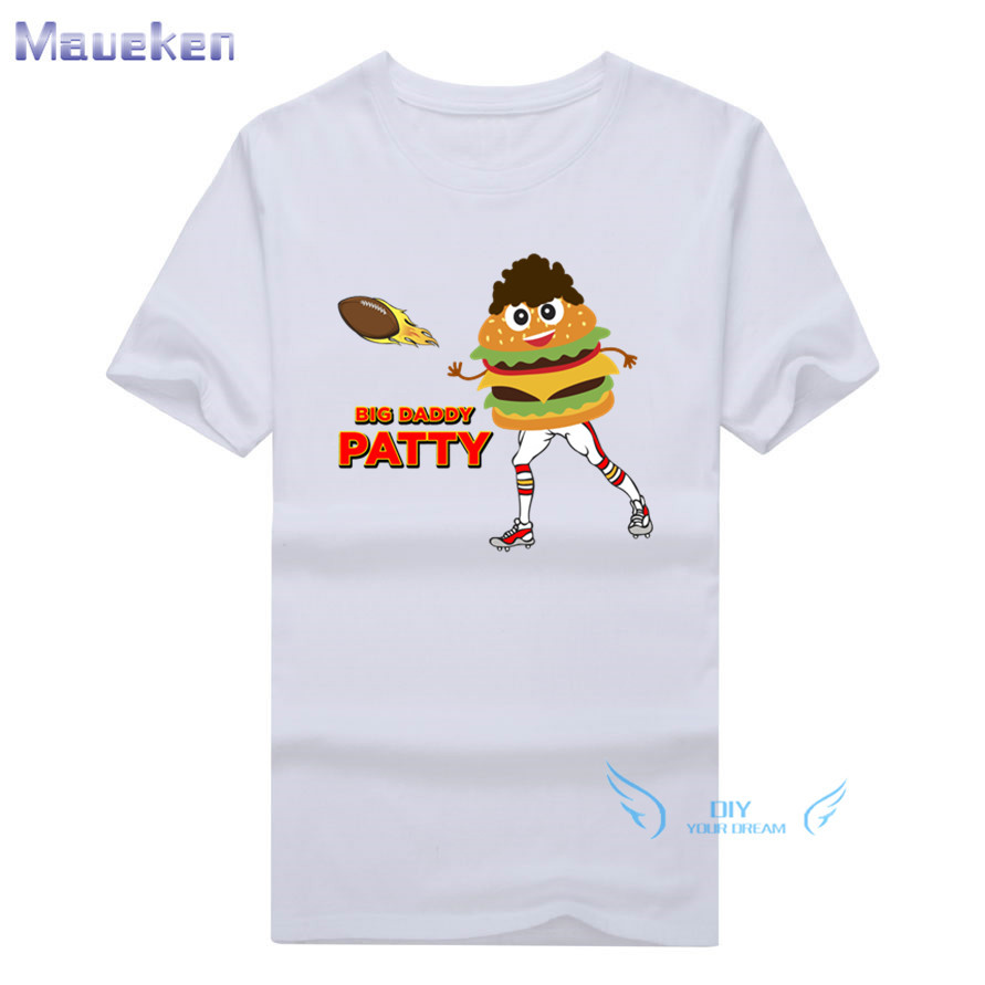 3507f8259 Detail Feedback Questions about 2018 Big Daddy Patty T Shirt Patrick Mahomes  Men Short Sleeve 100% cotton O Neck T shirts for fans gift on  Aliexpress.com ...