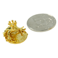 Free shipping new Arrivals Metal souvenir The mascot of the coin purse