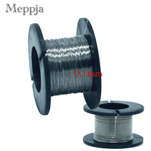 1PCS/30meters 36g Heating wire Diameter 0.1MM kanthal-a1 Rebuildable Atomizer Resistance Alloy heating yarn