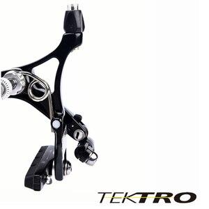 Image 4 - TEKTRO Rennrad R539 C Bremssattel Leichte Lange Arm Bremse Entwickelt Für Großen Reifen Mit Quick Release Sicherheit Lock 320 gr/para