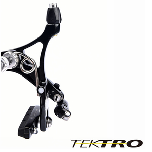 Image 4 - TEKTRO Road Bike R539 C 브레이크 캘리퍼스 경량 롱 암 브레이크, 퀵 릴리스 안전 잠금 장치가있는 빅 타이어 용으로 설계된 320 그램/짝