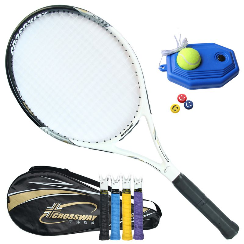 Crossway Professional Tennis Racket Single Adult Carbon -9925