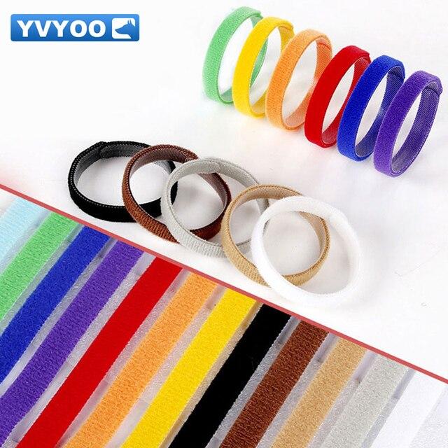 YVYOO Puppy ID Identification Collars Adjustable Nylon Small Pet Dog Collars Kitten Necklace Whelping Puppy Collars 12PCS  B25