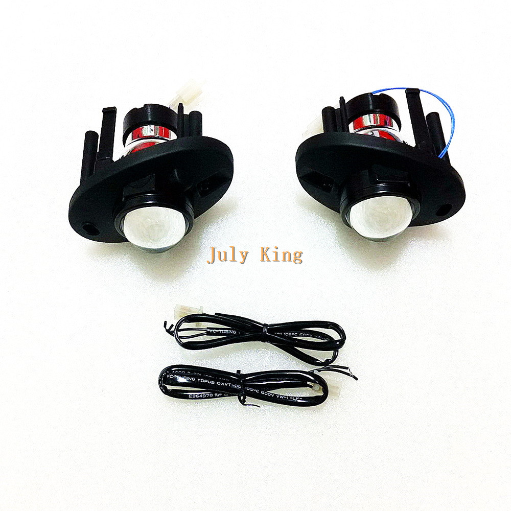 July King Car Bifocal Lens Assembly Kit Case for Honda Vezal HR-V HRV Spirior 2015 Odyssey 2013+ and Odyssey 2013+ USA Type etc. 20pcs lot 2sk3225 k3225