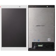 Для lenovo Tab 4 TB-8504X TB-8504F Touch ЖК-дисплей Экран дигитайзер Ассамблеи белый или черный