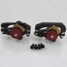 Clásico de la bicicleta pinza de freno avid bb5 kit para mtb de la bici del freno de disco de freno de disco de la bicicleta piezas de la bici
