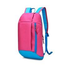 10L Сверхлегкий мужской женский рюкзак для путешествий походный рюкзак для девочек и мальчиков детская непромокаемая спортивная сумка для альпинизма