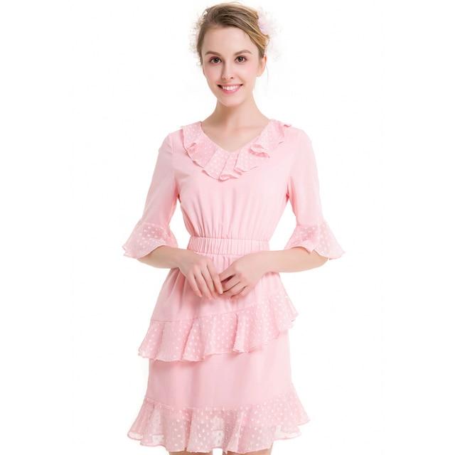 mooie jurken knielengte