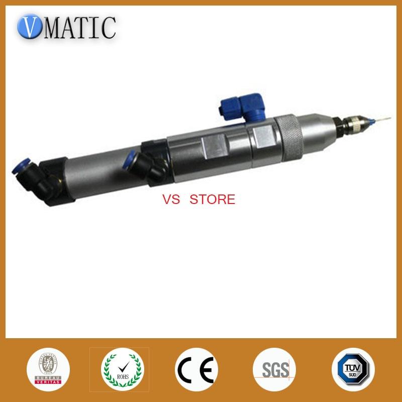 Hand held adhesive dispensing valve, manual miniature dispensing valve manual valve vh200 02 hand turn valve vh 02 pneumatic hand valve hand valve switch