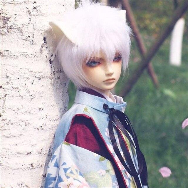 Crobi CB Yeon bjd sd doll 1/3 body model boys or girls Doll BJD oueneifs High Quality resin toys free eye beads  shop