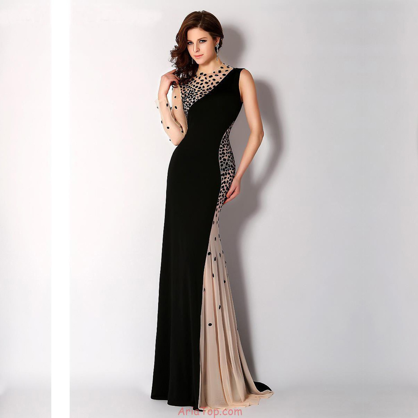 Online Buy Wholesale long black prom dress from China long black ...