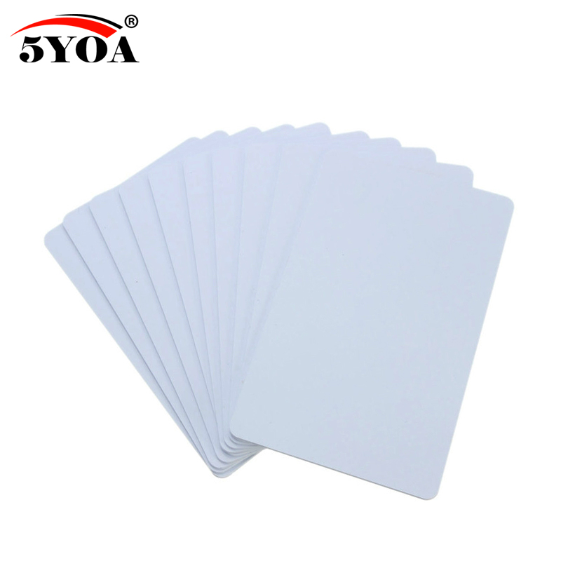 Access Control Cards Amiable 5yoa 50pcs Em4305 T5577 Duplicator Copy Clone 125khz Rfid Tag Access Control Porta Chave Card Sticker Token Ring Proximity To Assure Years Of Trouble-Free Service