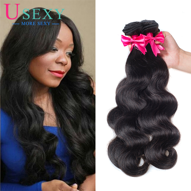 12a Brazilian Virgin Hair Body Wave Cheap Brazilian Hair 4 Bundles