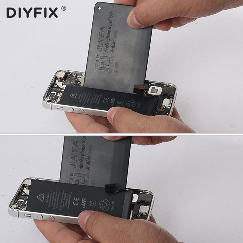 5Pcs Professional Mobile Phone Repair Tools Opening Pry Battery DIY Disassemble Tough Card for iPhone Samsung