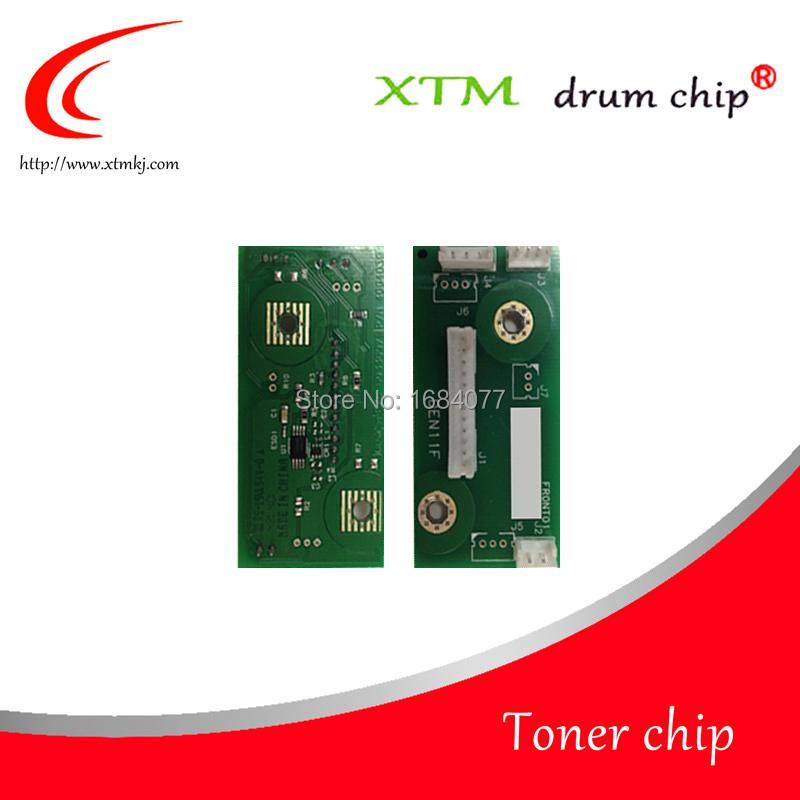 6X Fuser chip 40G4135 40X7743 for Lexmark MX 710 711 811 812 cartridge chip 200K