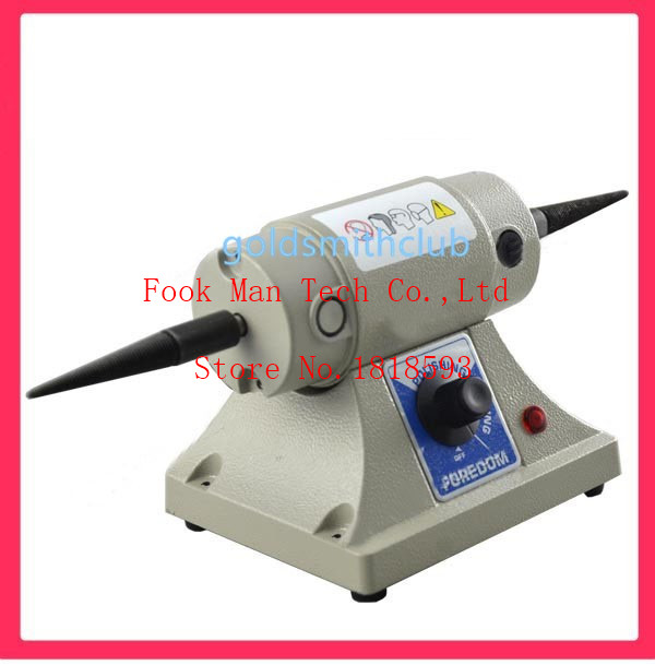Motor,Adjustable speed grinding & polishing machine included two Buffing Wheel,Jewelry Making Supplies Polishing MotorMotor,Adjustable speed grinding & polishing machine included two Buffing Wheel,Jewelry Making Supplies Polishing Motor