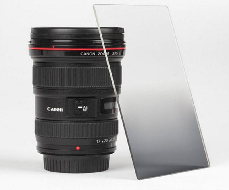 100x150mm carré MC GND 0.9 ND8 doux gradué neutre densité lentille filtre haute qualité verre optique