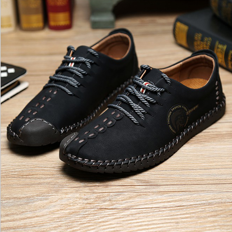 2018 Men Casual Shoes New Male Spring Summer Fashion Flats Shoes Slip-On Hard-Wearing Solid Breathable Men Sneakers YET620 new 2017 spring summer men shoes fashion breathable denim shoes slip on mens casual shoes men flats zapatillas con luces