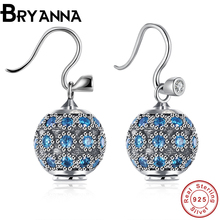 Bryanna Imitated Crystal drop Earrings Women Wedding For Teen Girls Bridal Party Holiday Fashion Earring Accessories