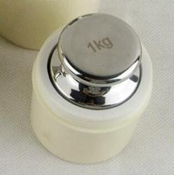 Nowy F1 Grade 1 szt. 1kg 304 zestaw precyzyjnych wag kalibracyjnych ze stali nierdzewnej|Części do narzędzi|   -