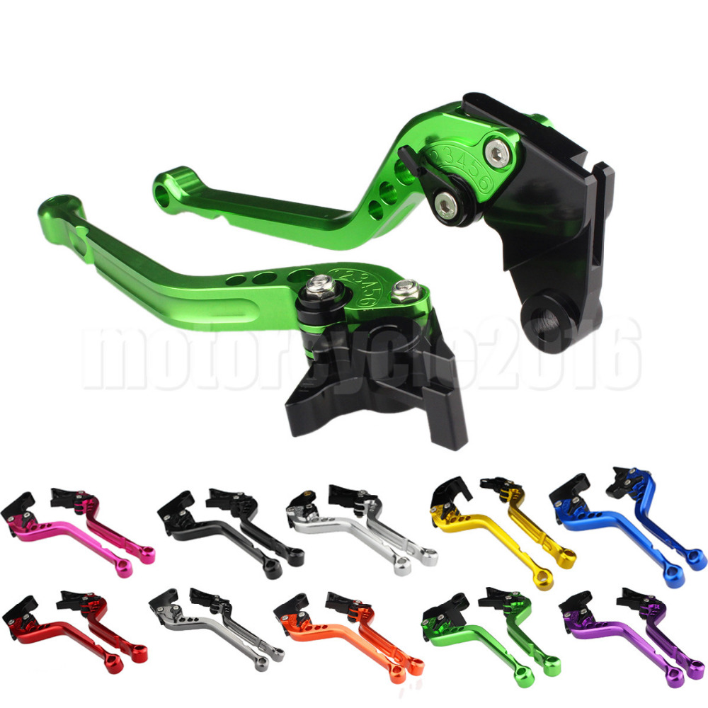 FXCNC Aluminum Moto Lever Motorcycle Brake Clutch Levers For TRIUMPH SPRINT ST RS 2004-2009 2005 2006 2007 2008 Adjustable Brake fxcnc aluminum adjustable moto motorcycle brake clutch levers for moto guzzi breva 1100	2006 2012 07 08 09 10 11 motorbike brake
