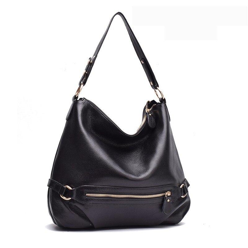 Totes Handtaschen Große pink Frauen Einkaufstasche Echtem