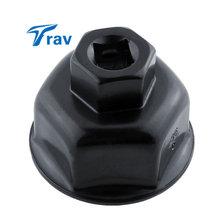 36mm  Car Black Oil Filter Wrench Socket For Truck Minicooper