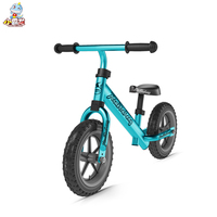 Baby Kids No Pedal Balance Walking Bike Walker For Baby Kids Ages 18 Months to 3 Years Old Steel Frame Adjustable